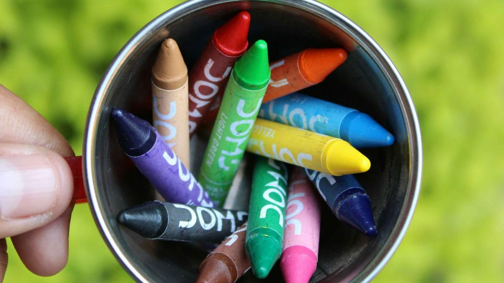 best crayons for toddlers
