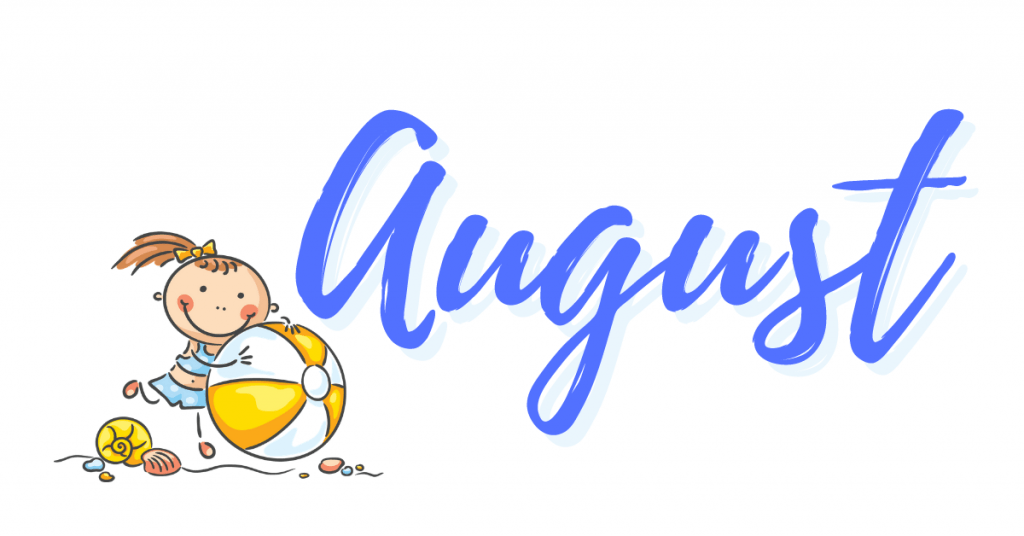 Food Holidays in August