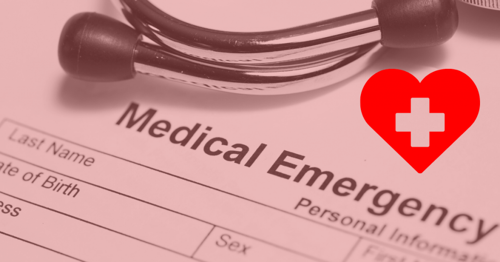 Medical Emergency Plan For Home Daycares